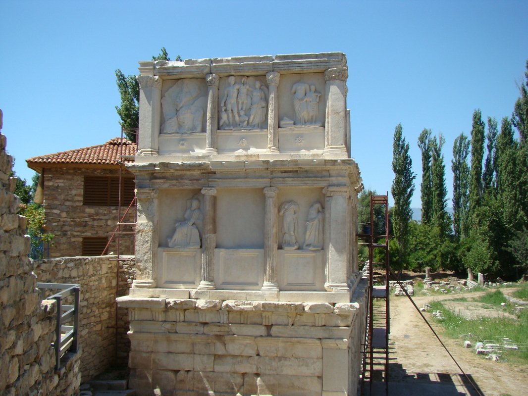 Sebasteion - The Friends of Aphrodisias Trust
